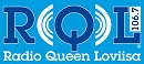 Radio Queen Loviisa -logo